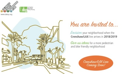 Crenshaw Blvd Community Workshops